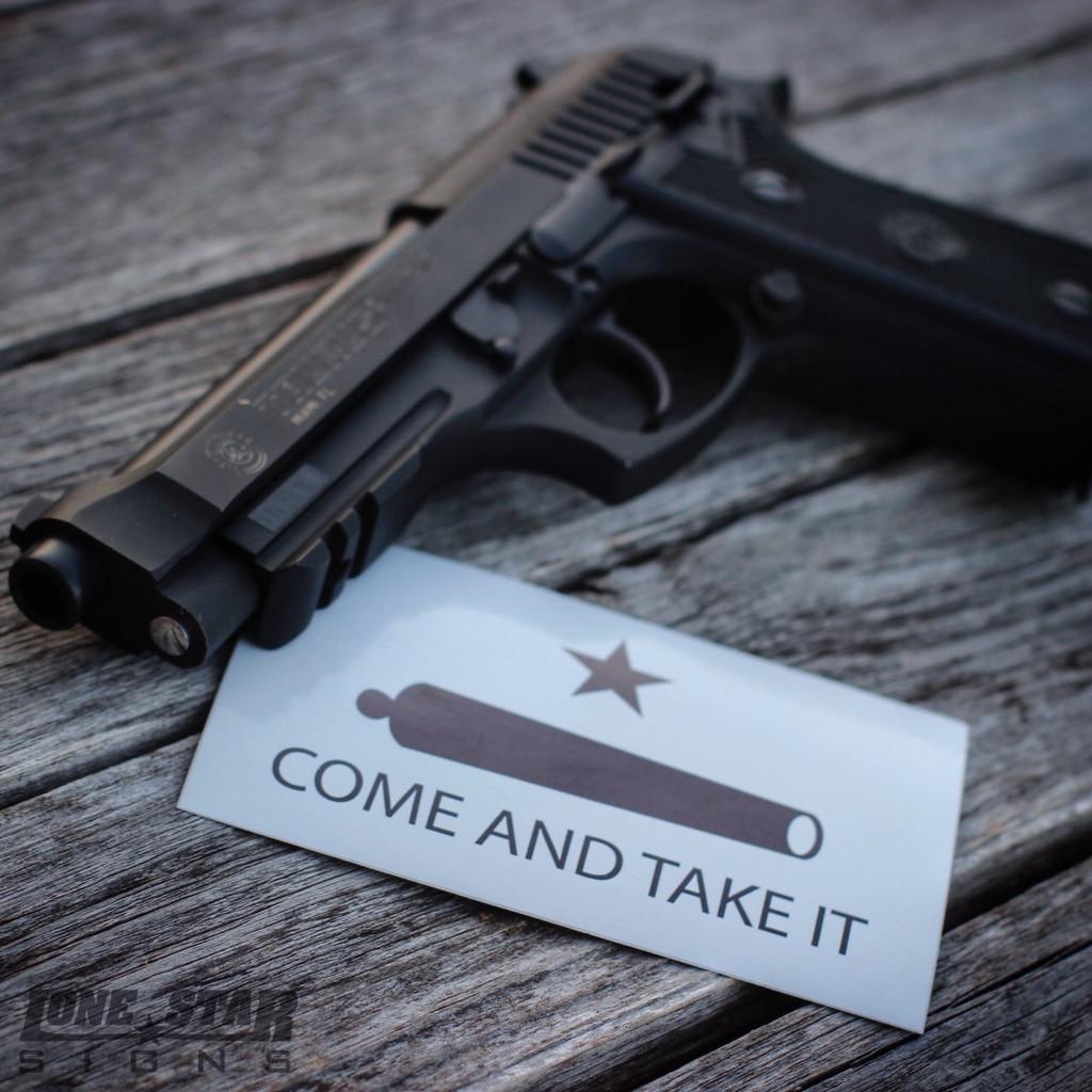 Come & Take It