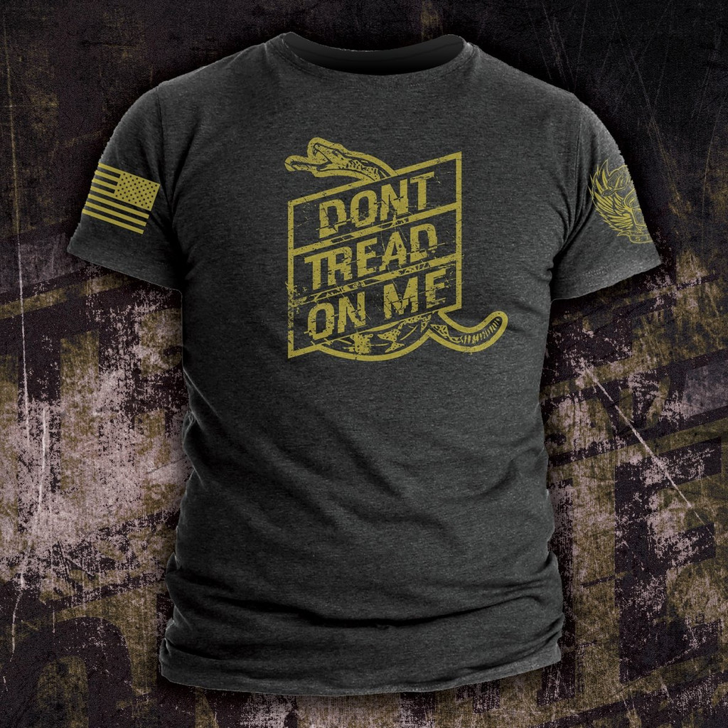 Don't Tread On Me Shirt