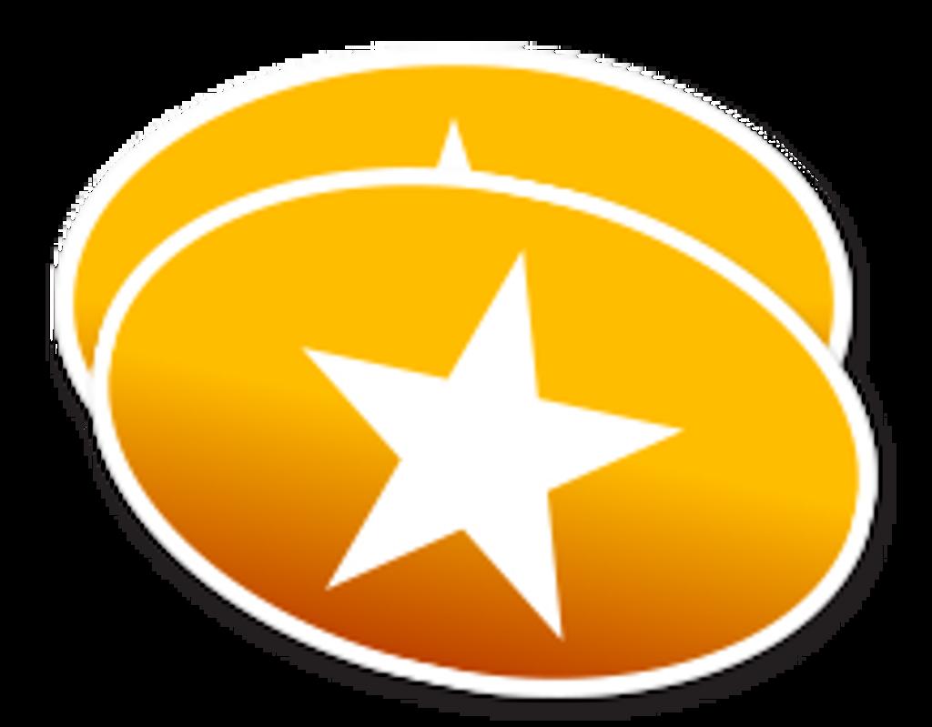 """Oval Sticker 5"""" x 3"""""""