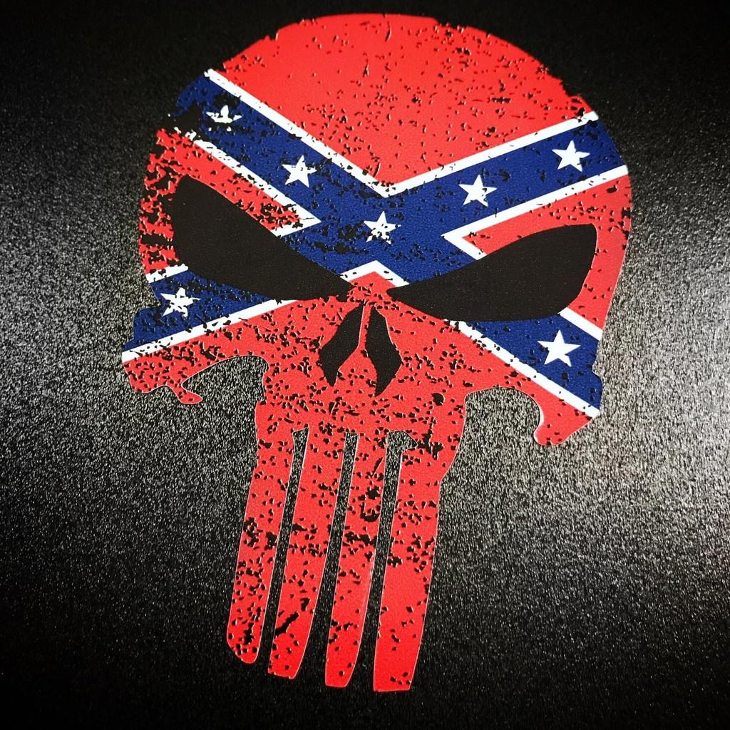 Punisher rebel confederate