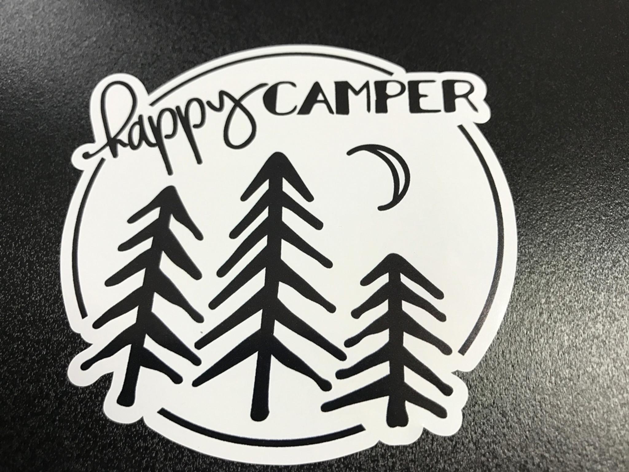 Happy Camper Trees