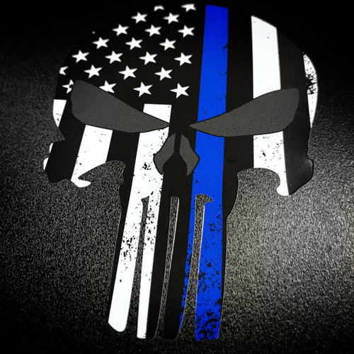 Thin Blue Line Punisher