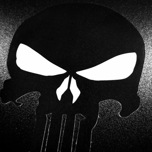 Punisher Black