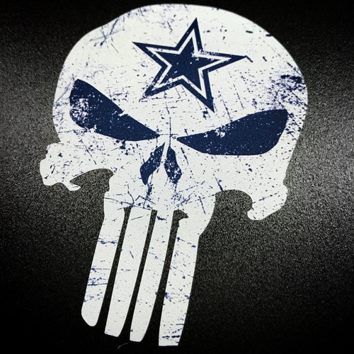 Punisher Blue Star