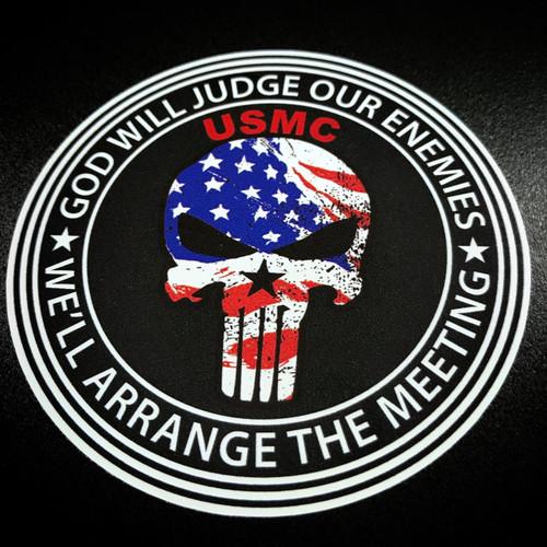 Punisher USMC