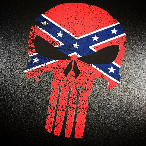Punisher rebel confederate