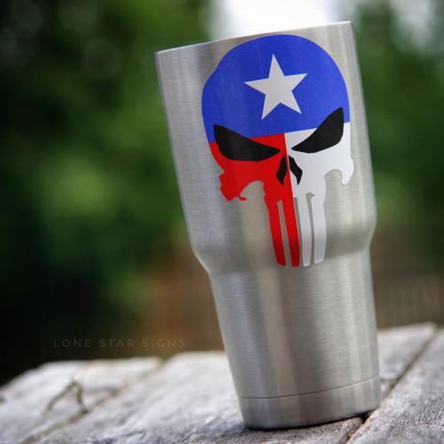 Punisher Texas - Sticker