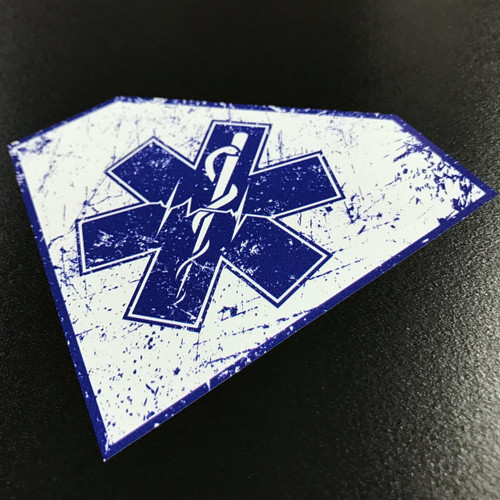 SUPER MEDIC - Sticker