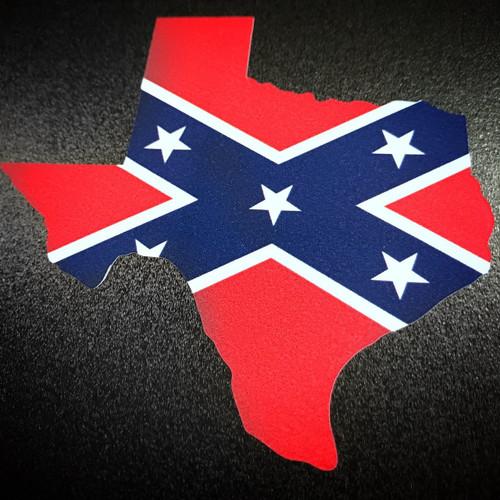 Texas Rebel Confederate