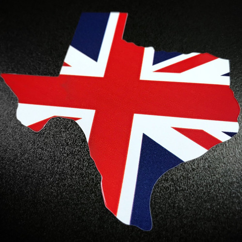 Texas Union Jack
