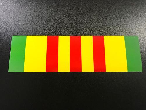 Vietnam Ribbon - Sticker