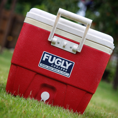 FUGLY Coolers WildFUGLY Coolers Wildly Ugly! Melts Ice Fast!ly Ugly! Melts Ice Fast!