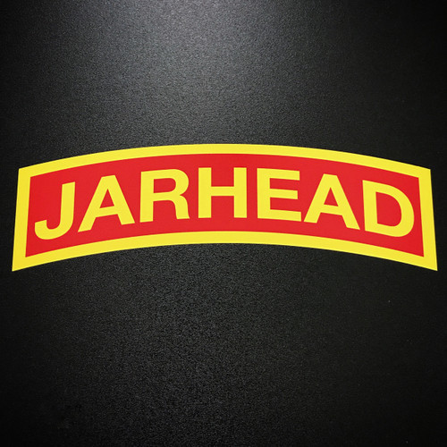 Jarhead USMC - Sticker