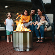 Use your Bonfire on more surfaces than ever before.