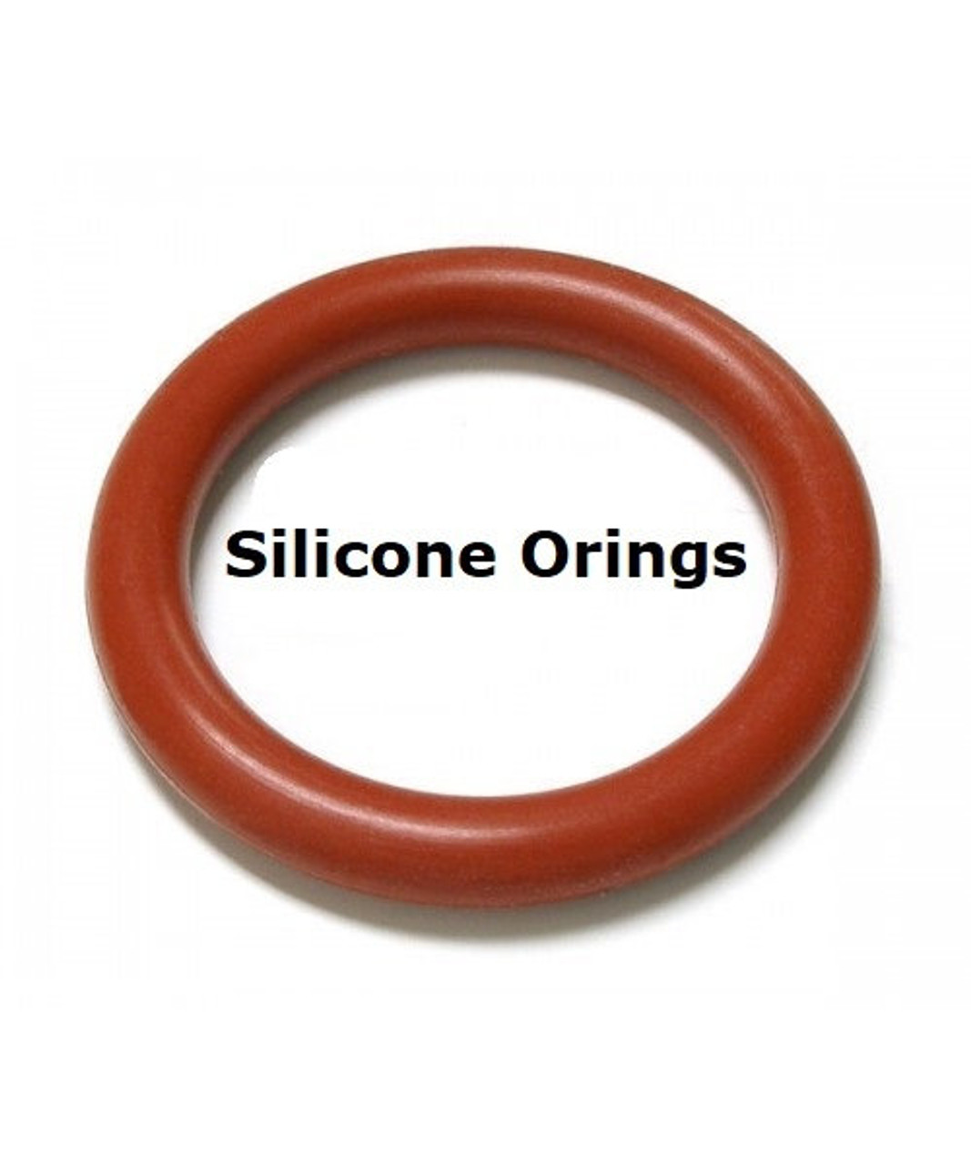 Silicone O-rings Size 001   Price for 100 pcs