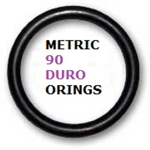 Buna 90 O-rings 8.1 x 1.6mm Price for 10 pcs