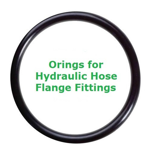 Hydraulic Flange Orings 3/4  Price for 25 pcs