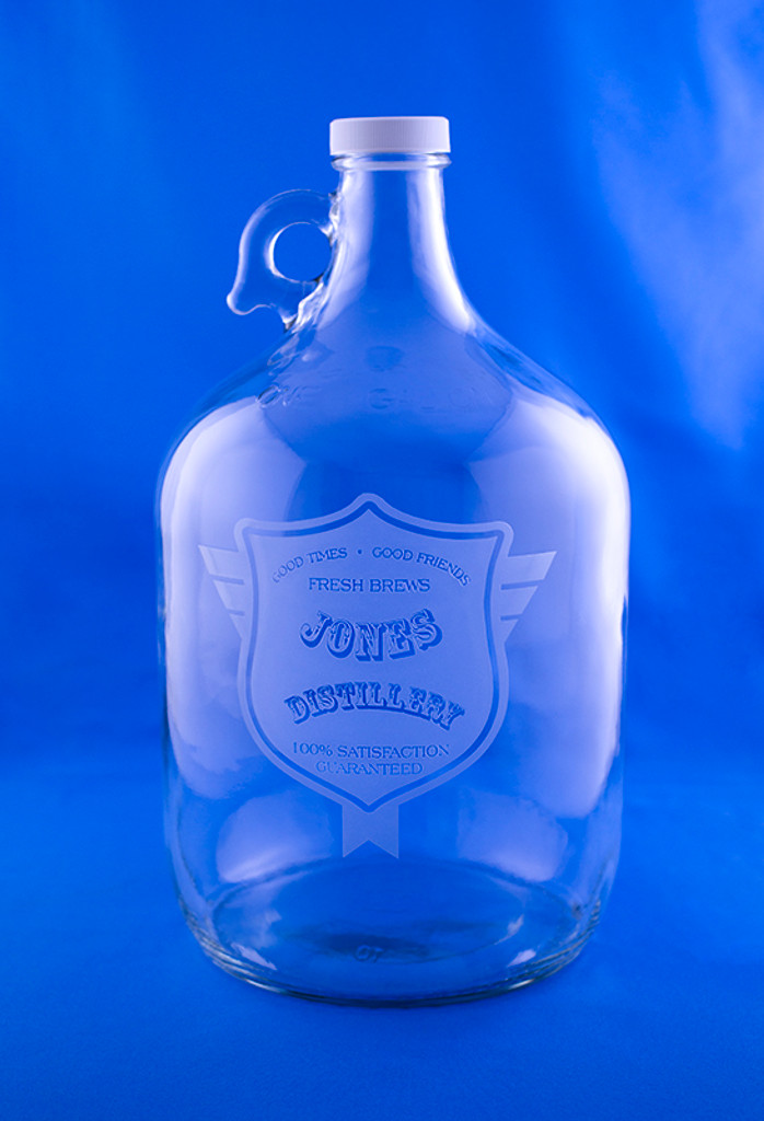 Personalized One-Gallon Craft Beer Growler