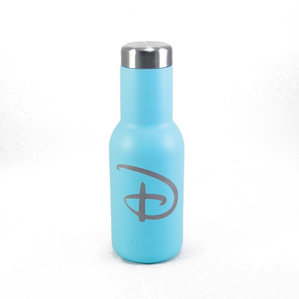 personalized seafoam manta insulated water bottle the crystal shoppe