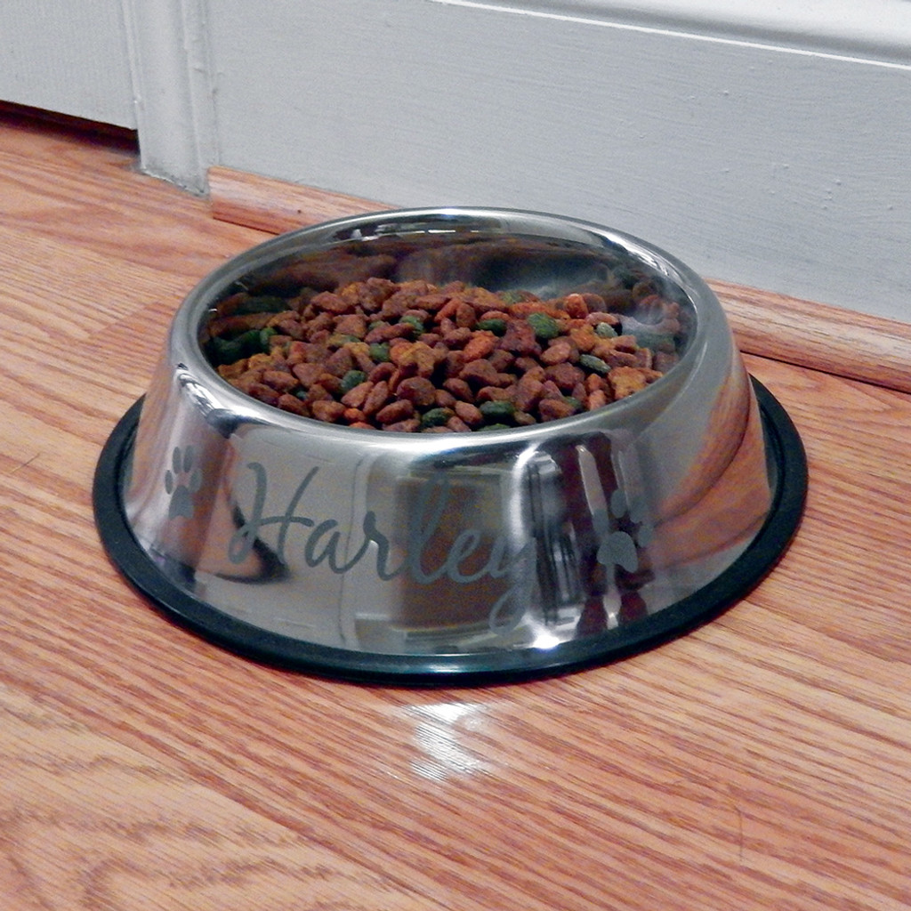 Custom Dog Food Bowl