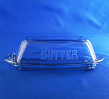 Personalized Butter Dish