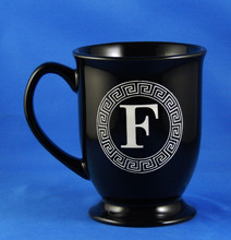 Personalized Black Java Coffee Mug