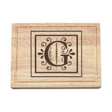 Personalized Rectangular Wooden Cheeseboard