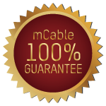 mCable 100% Guarantee