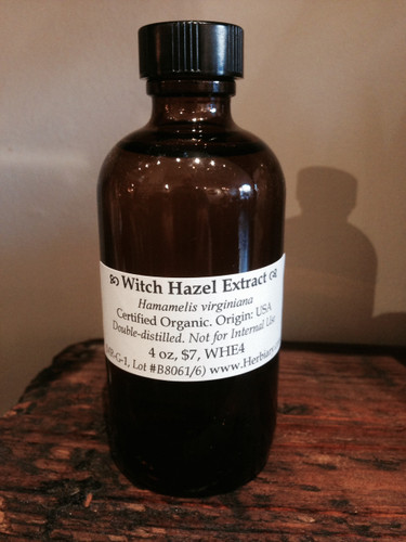 Witch Hazel Extract 4 oz