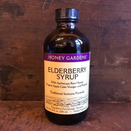 Apitherapy Elderberry Extract