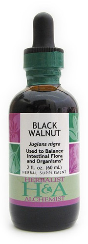 Black Walnut Hull Tincture