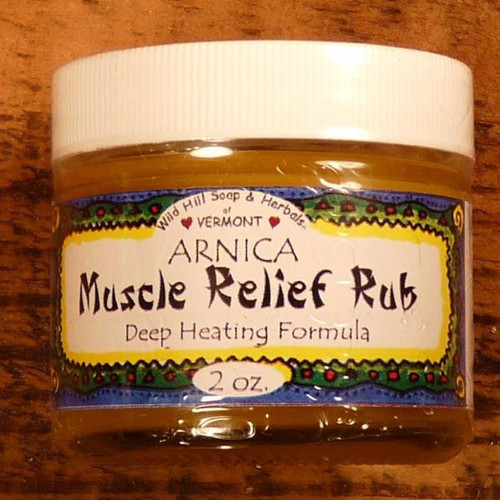 Muscle Relief Rub