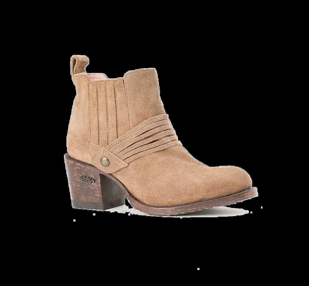 Miss Macie It's A Wrap Boots U2003 Short