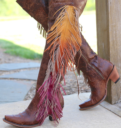 Junk Gypsy by Lane Spirit Animal Brown JG0022A