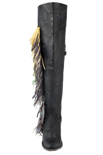 Junk Gypsy by Lane Spirit Animal Black JG0022B Front