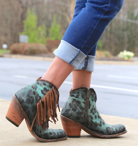 Liberty Black Chita Turquesa Boots LB712320 Picture