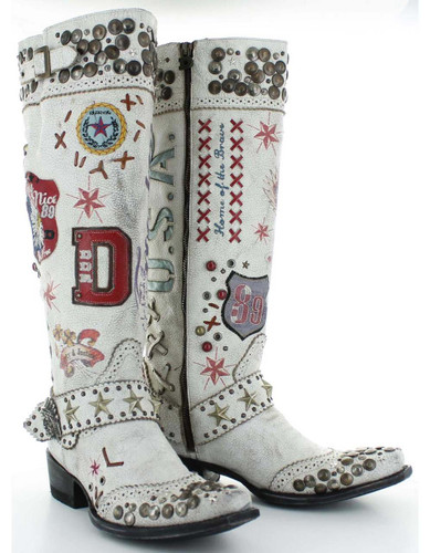 Double D by Old Gringo Liberty and Justice Boot DDL020-1 Photo