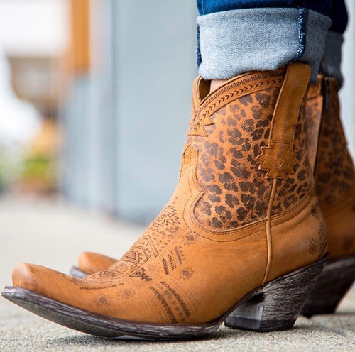 Yippee by Old Gringo Atenea Tan Boots YL250-2 Picture