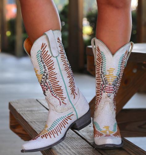 Old Gringo Harper Milk Boots L2971-2 Photo