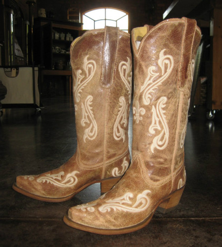 Corral Honey Cortez Boots R1974