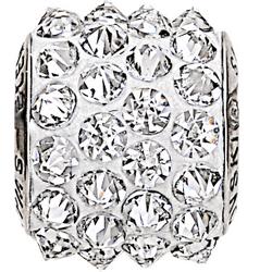80901 BeCharmed Pavé Spikes Beads