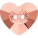 3023 Heart Button