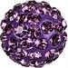 86001 Pave Ball Bead