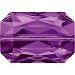 5515 Emerald Cut Beads