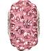 80501 BeCharmed Pavé Cabochon Beads