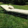 Star Design Chaise Lounge with adjustable back