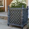 Aluminum Topiary Planter