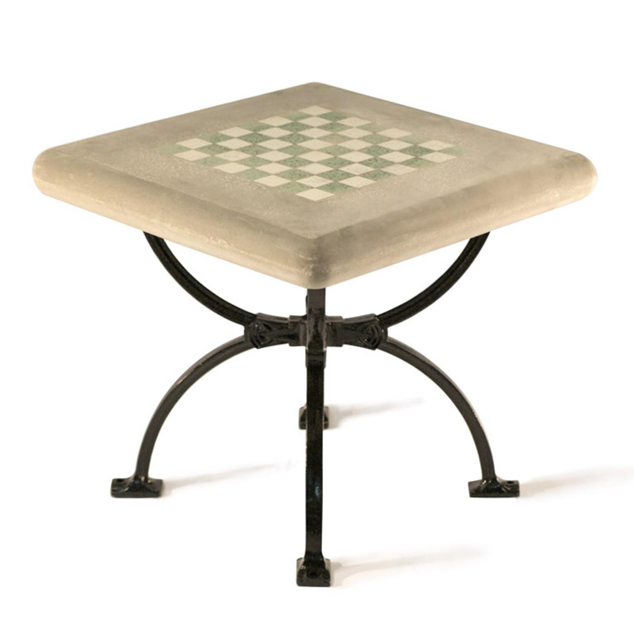 1939 Worldu0027s Fair Chess Table