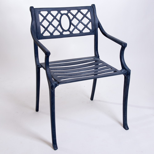Lattice Back Arm Chair ...