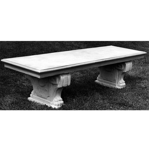 Ogee Bench